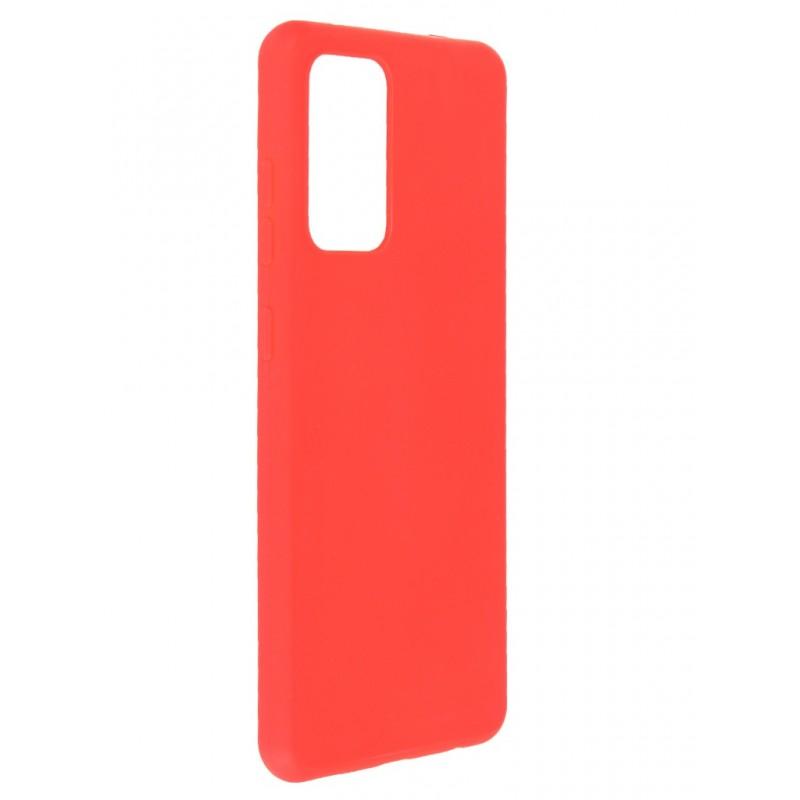 Чехол Neypo для Samsung Galaxy A52 2021 Soft Matte Silicone Red NST21682