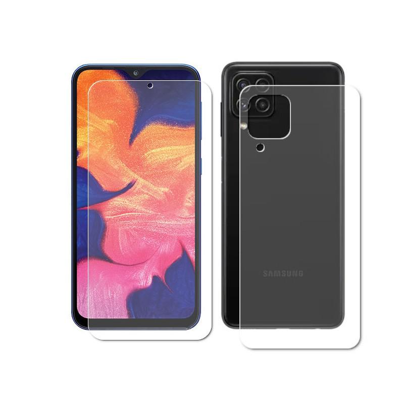 Гидрогелевая пленка LuxCase для Samsung Galaxy A22 0.14mm Front and Back Transparent 86574