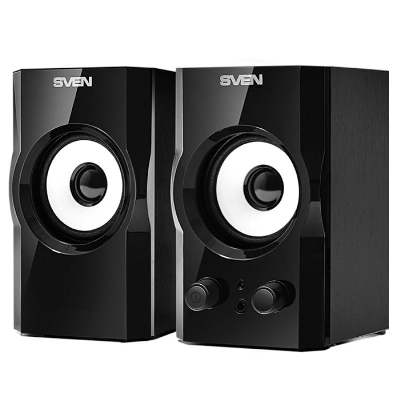 Колонка Sven SPS-605 Black SV-0120605BL