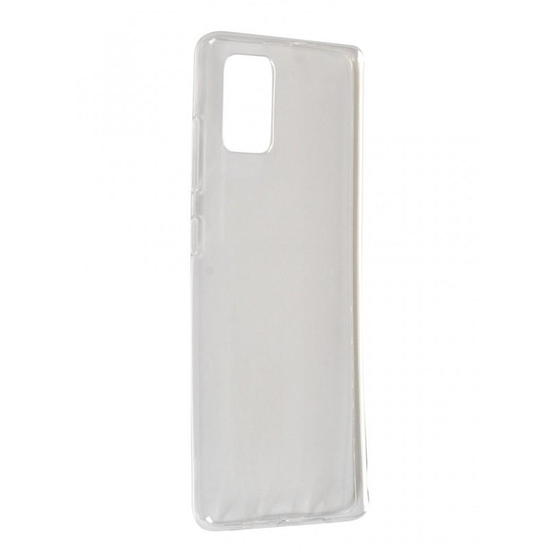 Чехол Zibelino для Samsung Galaxy A51 A515 Ultra Thin Case Transparent ZUTC-SAM-A51-WHT