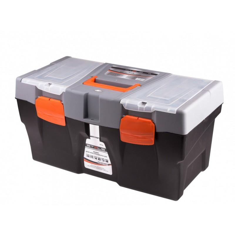 Ящик для инструментов Stels 23 590х300х300mm 90706