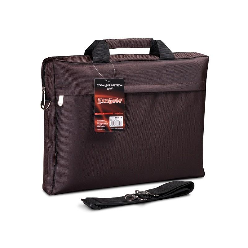 Аксессуар Сумка 15.6-inch ExeGate Start S15 Charcoal 212308