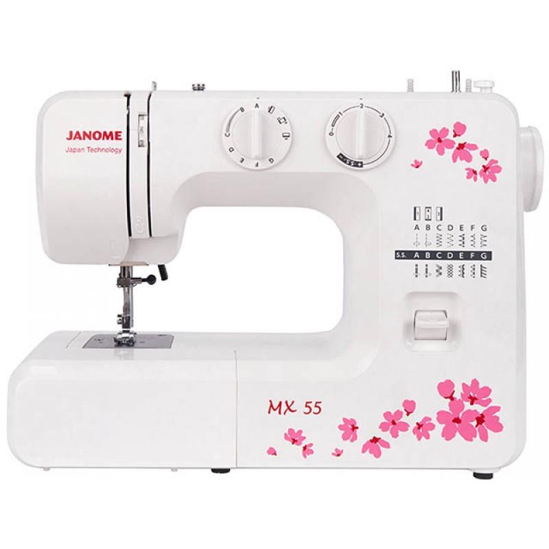 Швейная машинка Janome MX 55