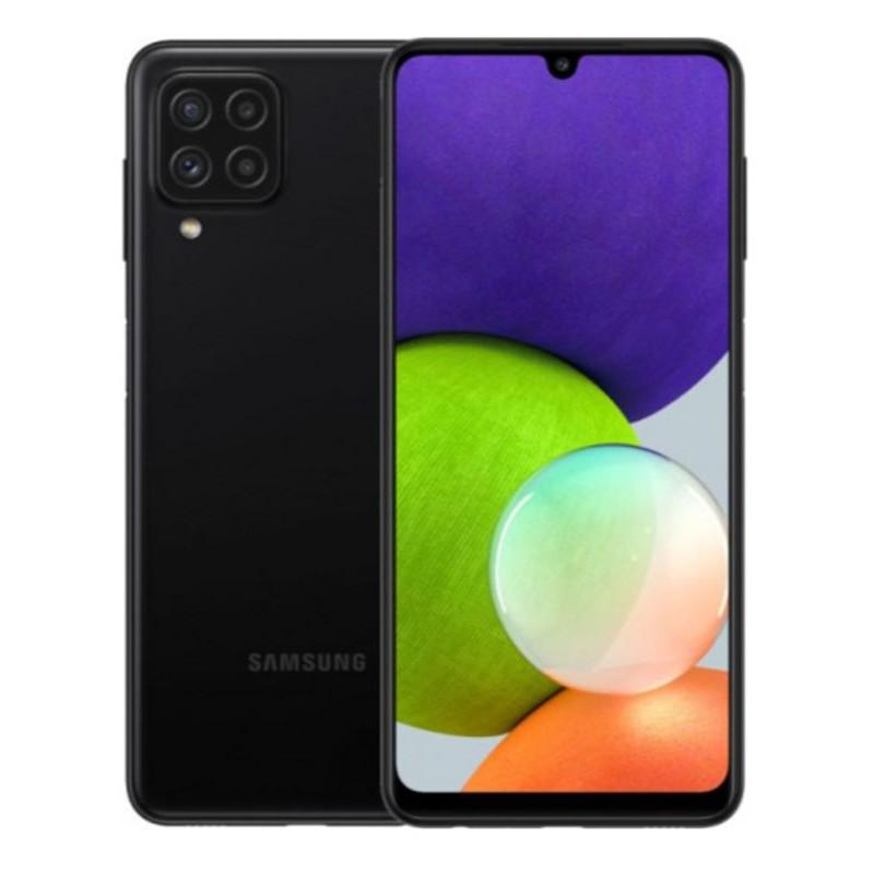 Сотовый телефон Samsung SM-A225F Galaxy A22 4/64Gb Black Выгодный набор + серт. 200Р!!!