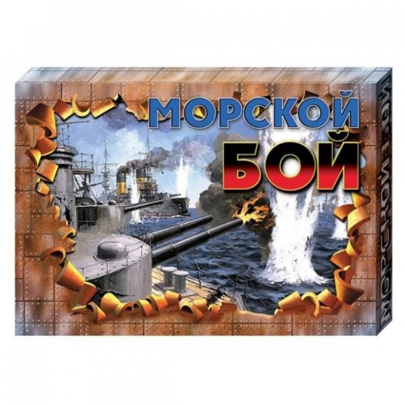 Настольная игра Десятое Королевство Морской бой-2 00993