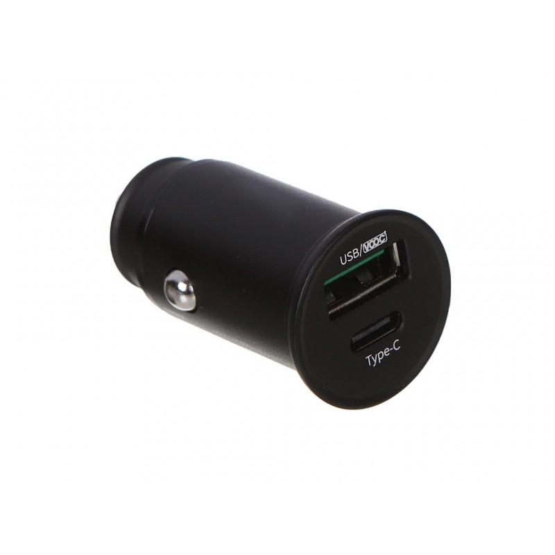 Зарядное устройство Baseus Circular Metal PPS Quick Charger 30W Black CCYS-C01