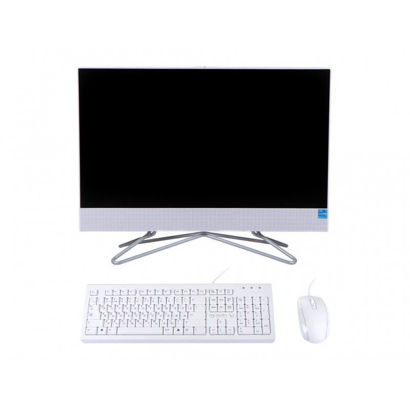 Моноблок HP 22-df1005ur 2S7P6EA (Intel Core i3-1115G4 3.0GHz/4096Mb/128Gb SSD/Intel UHD Graphics/Wi-Fi/21.5/1920x1080/Windows 10 64-bit)