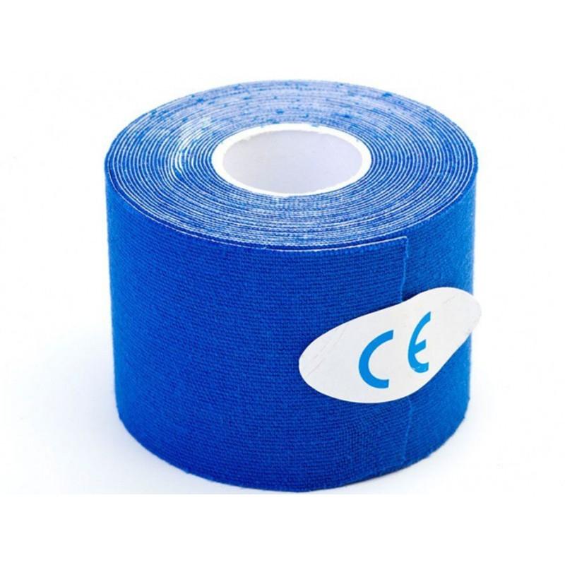 Кинезио лента Bradex Physio Tape 5cm x 5m Blue SF 0188