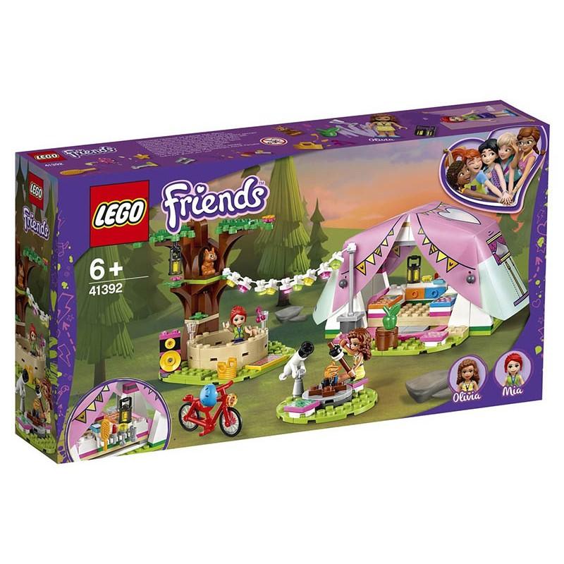 Конструктор Lego Friends Роскошный отдых на природе 41392