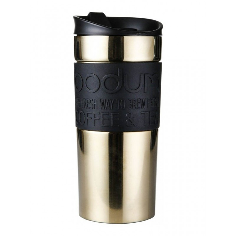 Термокружка Bodum Travel Mug 350ml Gold 11068-17S