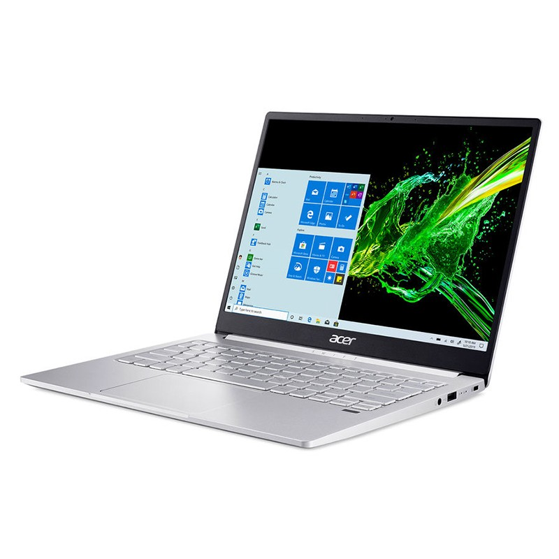 Ноутбук Acer Swift 3 SF313-52G-54BJ NX.HZPER.001 (Intel Core i5-1035G4 1.1GHz/8192Mb/512Gb SSD/nVidia GeForce MX350 2048Mb/13.5/Wi-Fi/Bluetooth/Cam/13.5/2256x1504/Only boot up)