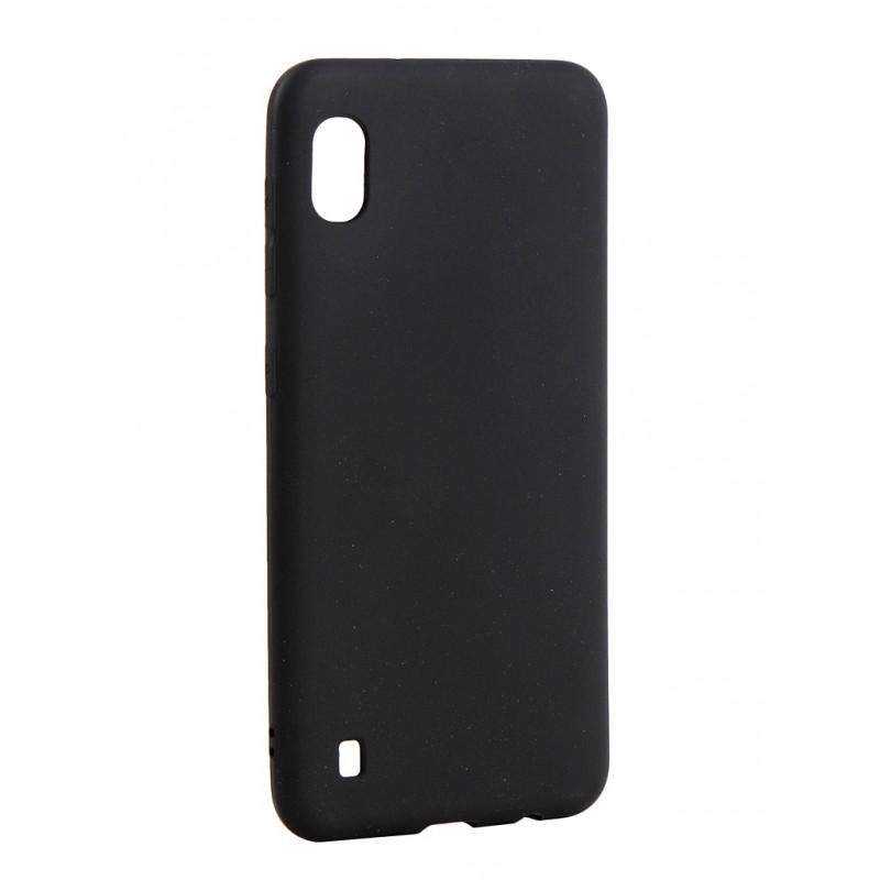 Чехол Pero для Samsung Galaxy A10 Soft Touch Black CC01-A10B