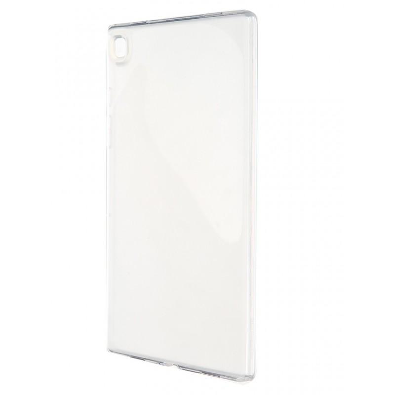 Чехол Wits для Samsung Galaxy Tab A7 Soft Cover Clear Transparent GP-FPT505WSATR