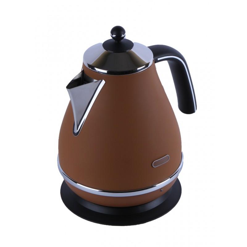 Чайник DeLonghi KBOV-2001 1.7L Brown