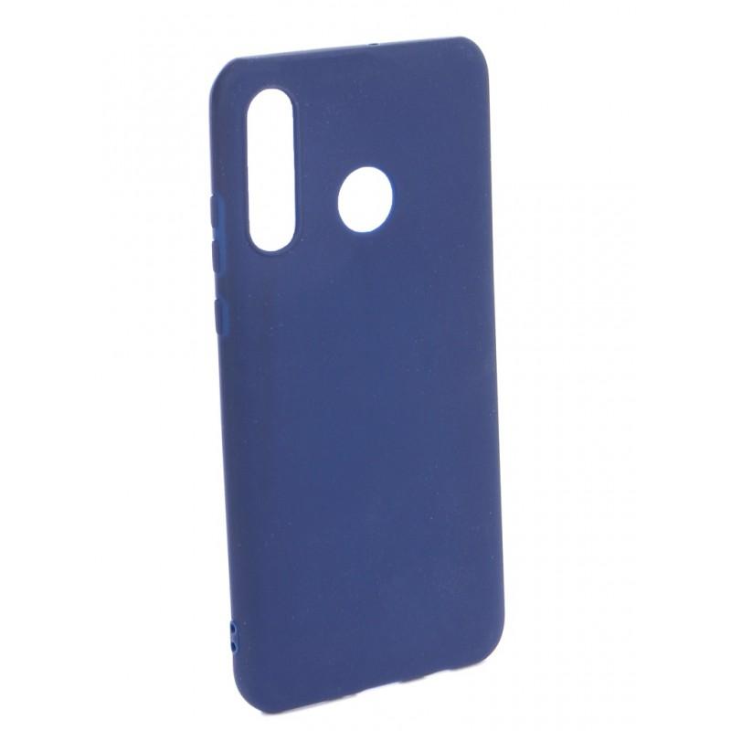 Чехол Zibelino для Huawei P30 Lite (6.1) 2019 Soft Matte Dark Blue ZSM-HUA-P30-LT-DBLU
