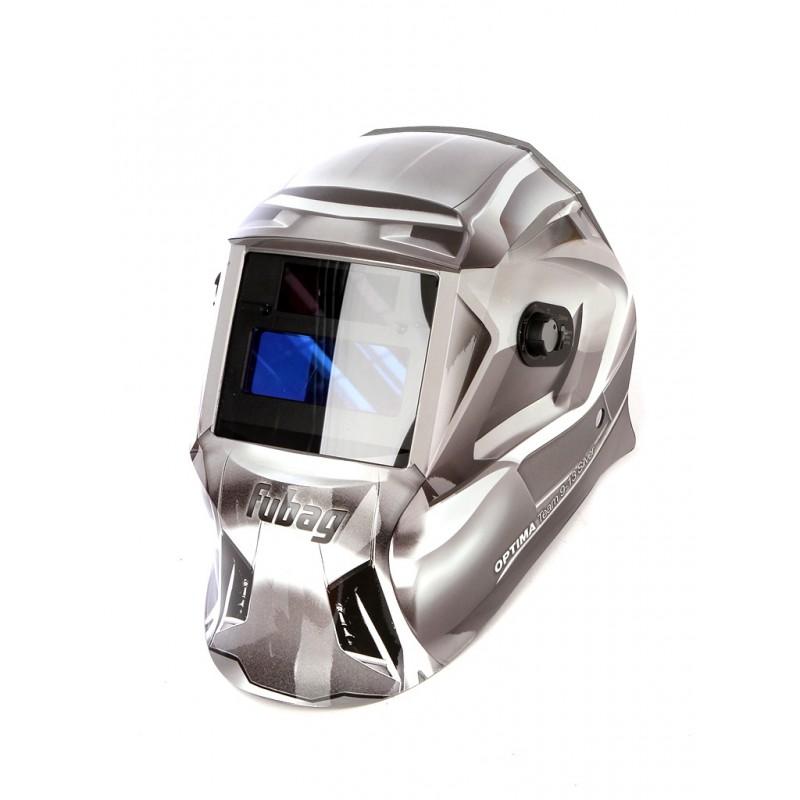 Маска сварщика Fubag Optima Team 9.13 Silver 38076