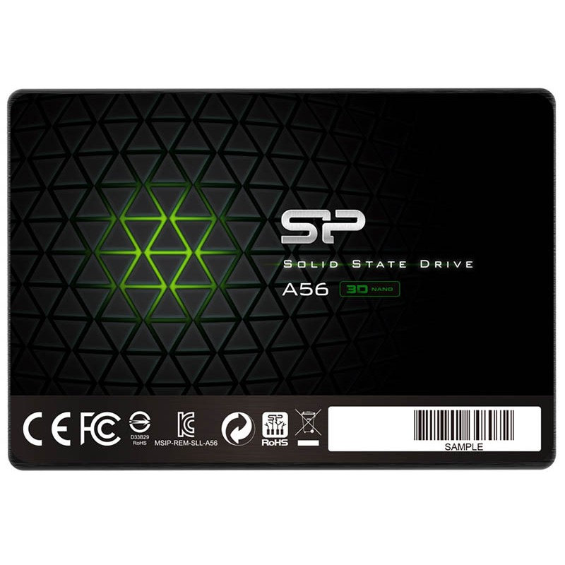 Твердотельный накопитель Silicon Power Ace A56 128Gb SP128GBSS3A56B25