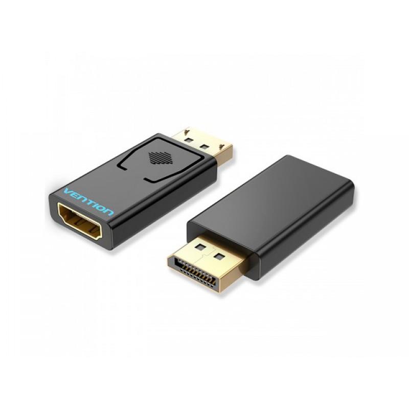 Аксессуар Vention DisplayPort 20M - HDMI F HBKB0