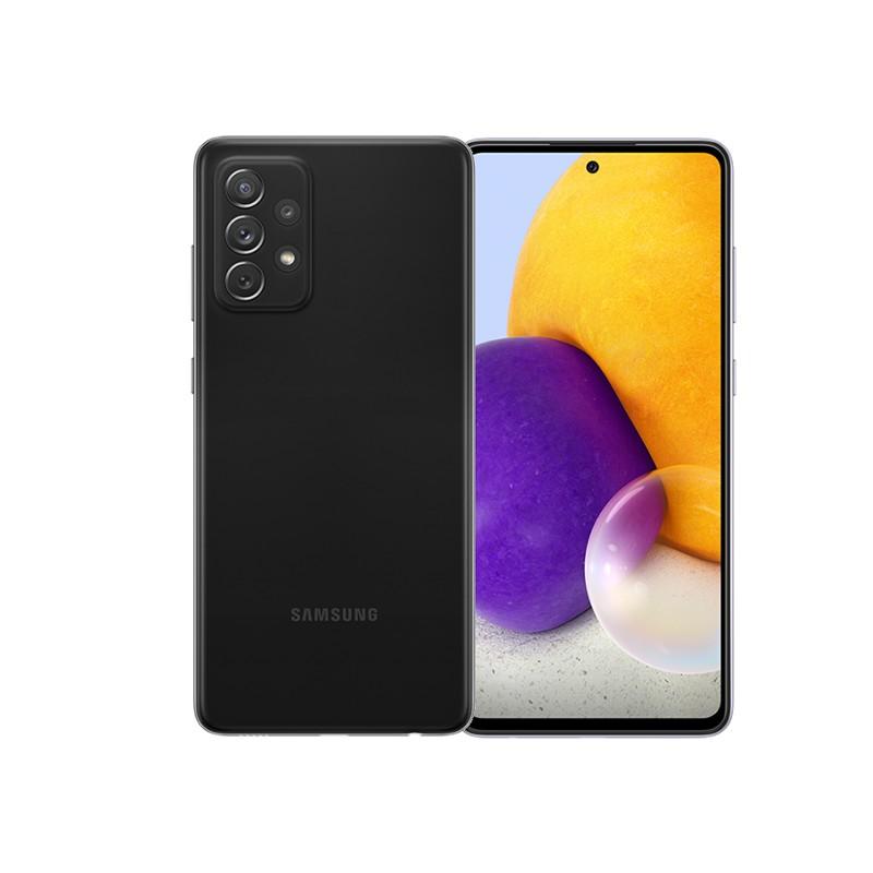 Сотовый телефон Samsung SM-A725F Galaxy A72 6/128Gb Black Выгодный набор + серт. 200Р!!!