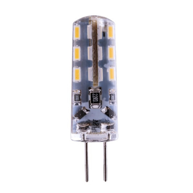 Лампочка Rev LED JC G4 1,6W 12V 2700K 120Lm Warm Light 32365 5