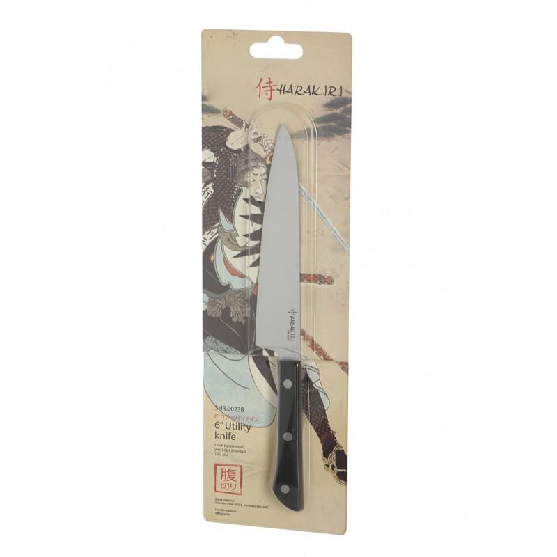 Нож Samura Harakiri SHR-0023B - длина лезвия 150мм
