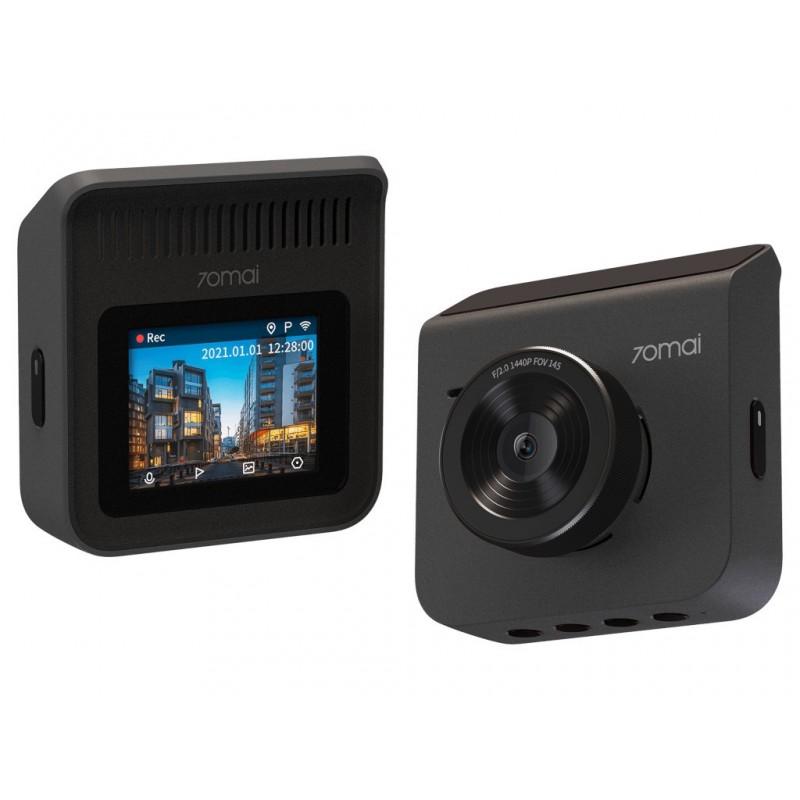 Видеорегистратор Xiaomi 70mai Dash Cam A400 Car Recorder 1440P Black Выгодный набор + серт. 200Р!!!