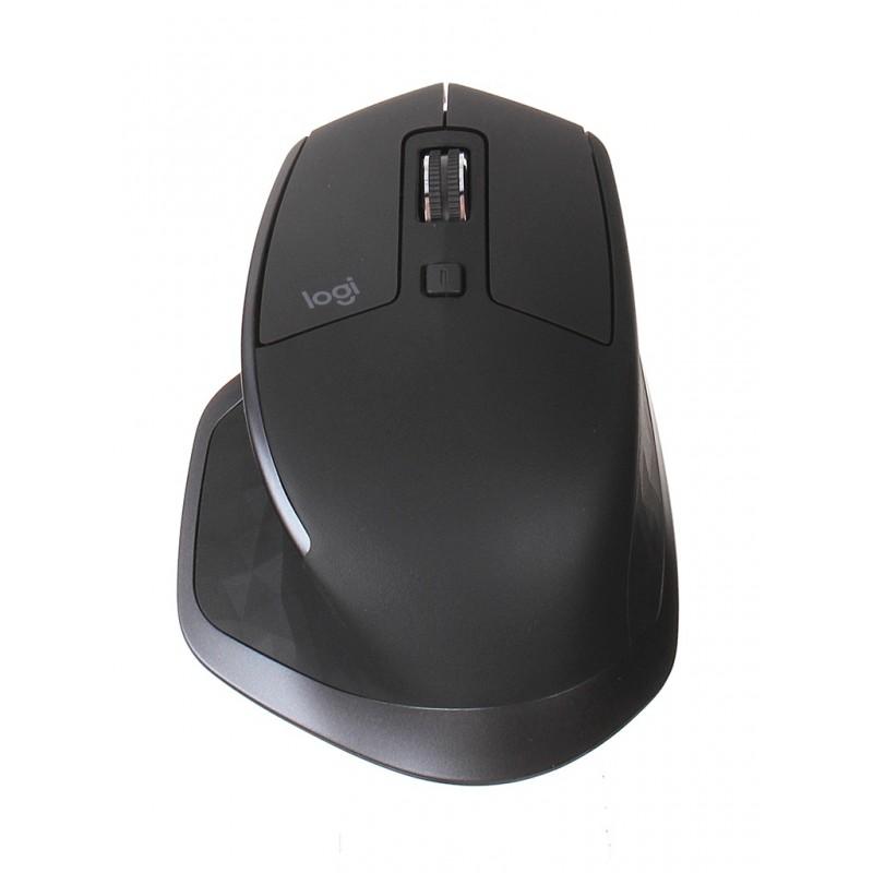 Мышь Logitech MX Master 2S Wireless Graphite 910-005966