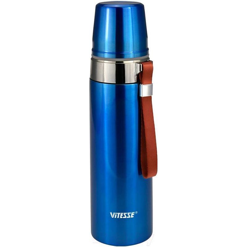 Термос Vitesse 750ml VS-2633 Blue