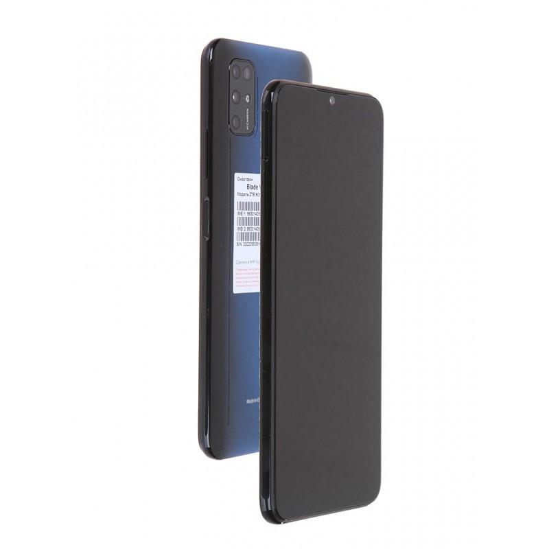 Сотовый телефон ZTE Blade V2020 Smart 4/64GB Blue