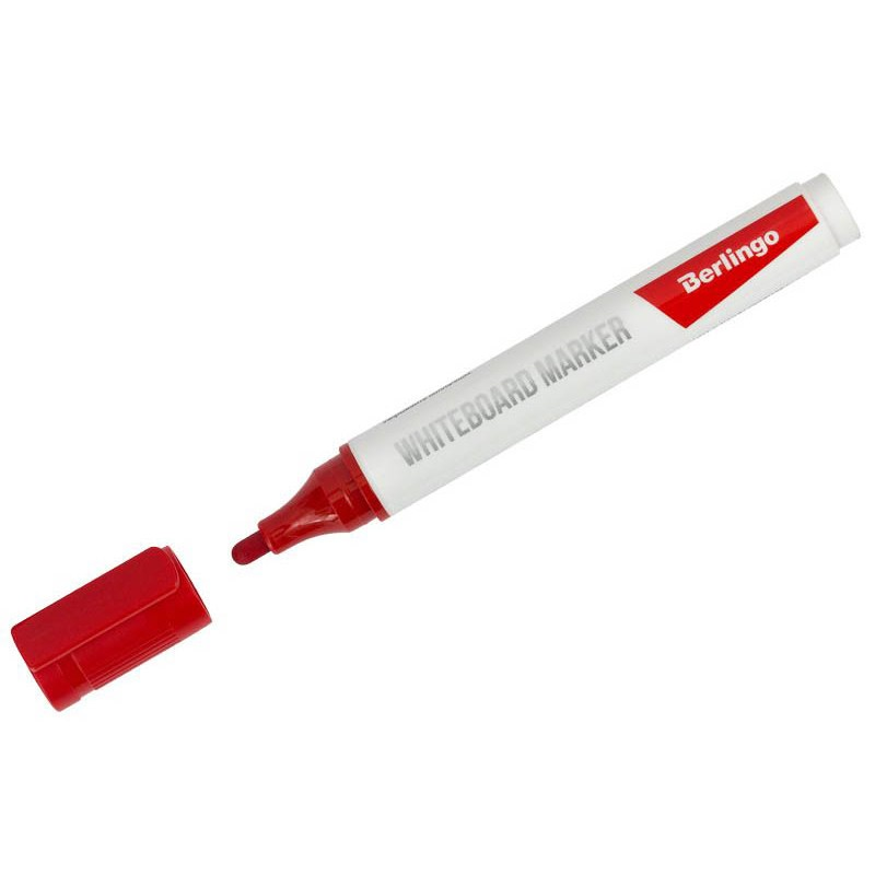 Маркер Berlingo Uniline WB210 2mm Red PM6312