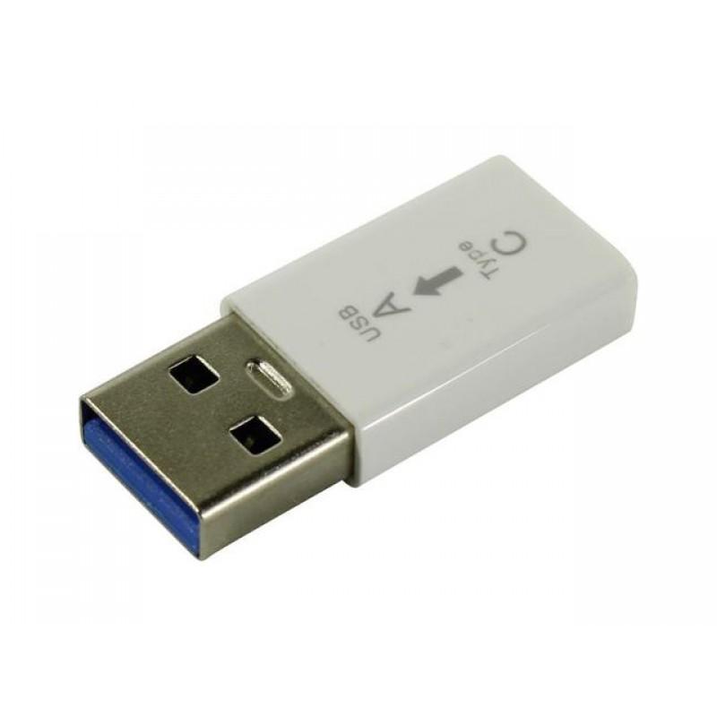 Аксессуар KS-is USB Type C Female - USB 3.0 White KS-379