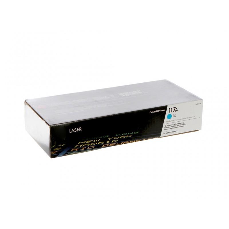 Картридж HP 117A W2071A Cyan для Color Laser 150/150nw/178nw/MFP 179fnw