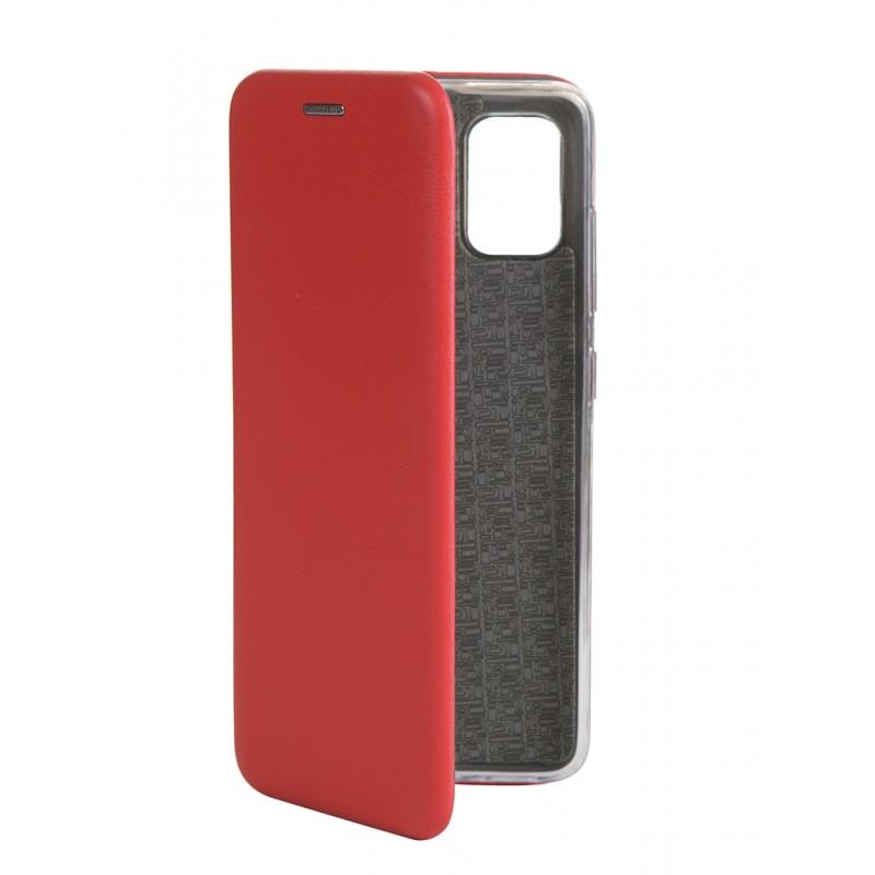 Чехол Zibelino для Samsung Galaxy A51 Book Red ZB-SAM-A515-RED