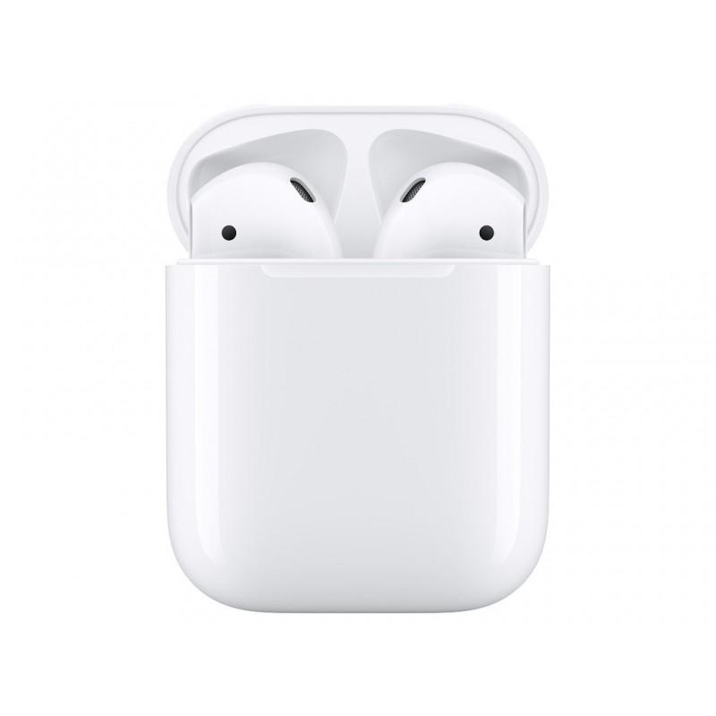 Наушники Apple AirPods (ver2) Soft Touch Silicone Spearmint Case в зарядном футляре MV7N2RU/A Выгодный набор + серт. 200Р!!!