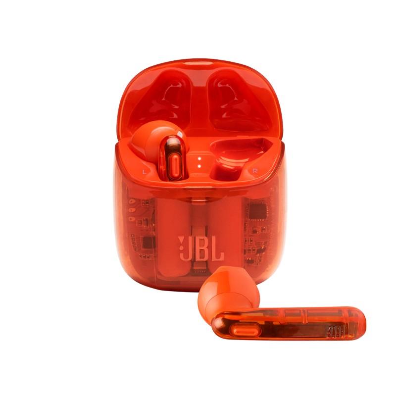 Наушники JBL Tune 225TWS Ghost Orange