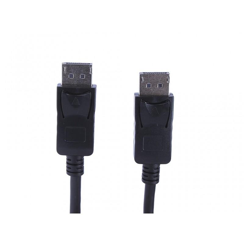 Аксессуар Telecom DisplayPort - DisplayPort 1.2V 4K 2.0m CG712-2M