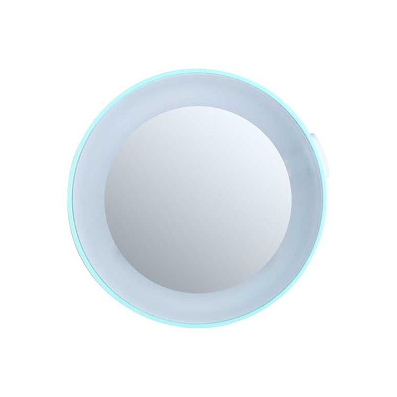 Зеркало косметическое Gezatone LM100 Turquoise 1301282