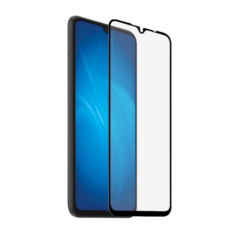 Защитное стекло Activ для Xiaomi Redmi 9A/Redmi 9i Clean Line 3D Full Screen Black 118545