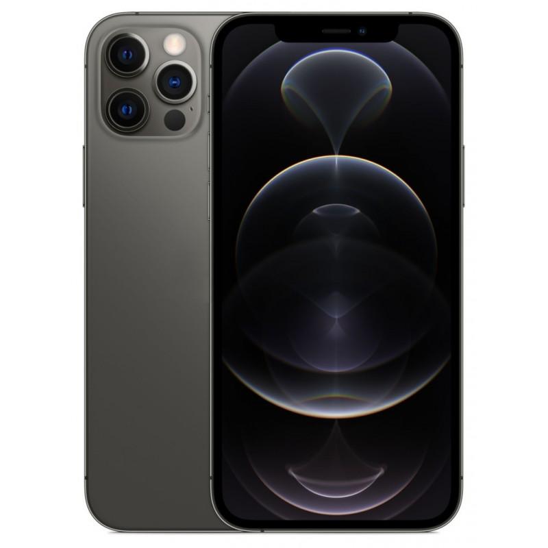 Сотовый телефон APPLE iPhone 12 Pro 256Gb Graphite MGMP3RU/A Выгодный набор + серт. 200Р!!!