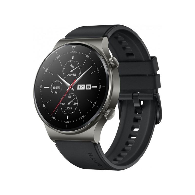 Умные часы Huawei GT 2 Pro 46mm Vidar-B19S Night Black 55025736 Выгодный набор + серт. 200Р!!!