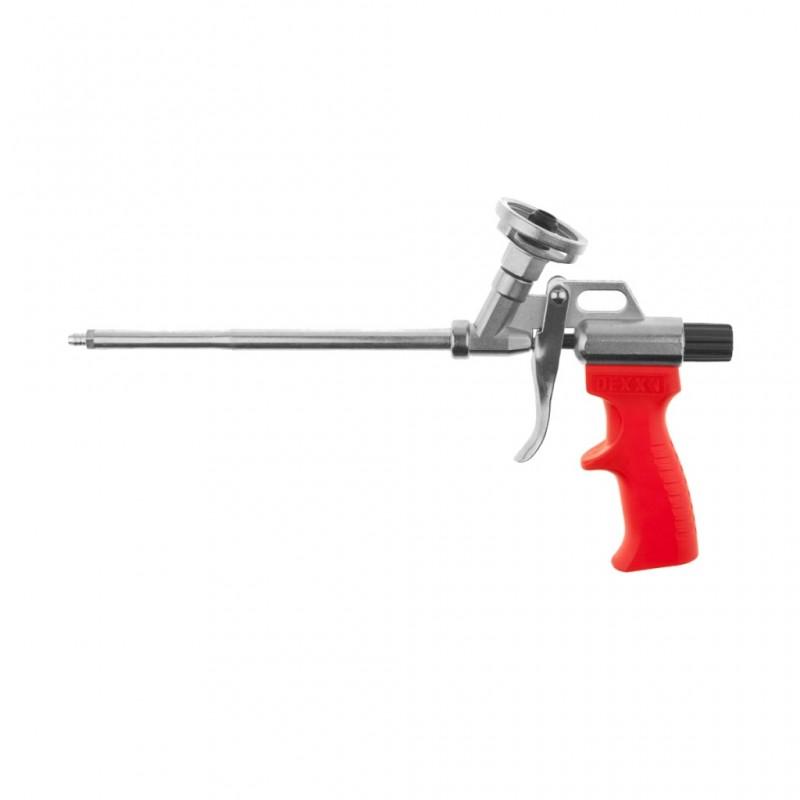 Пистолет для монтажной пены Dexx PROFI 06868