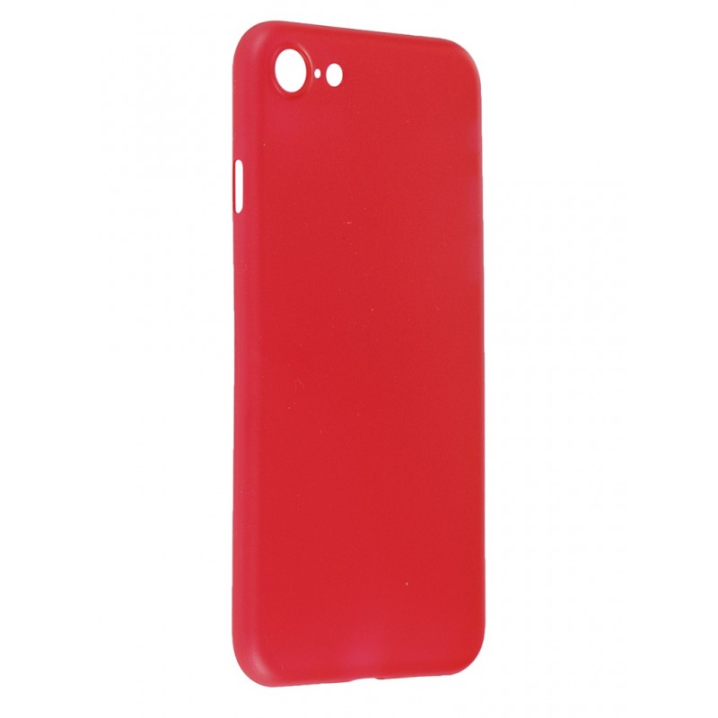 Чехол iBox для APPLE iPhone SE (2020) / iPhone 8 UltraSlim Red УТ000020911