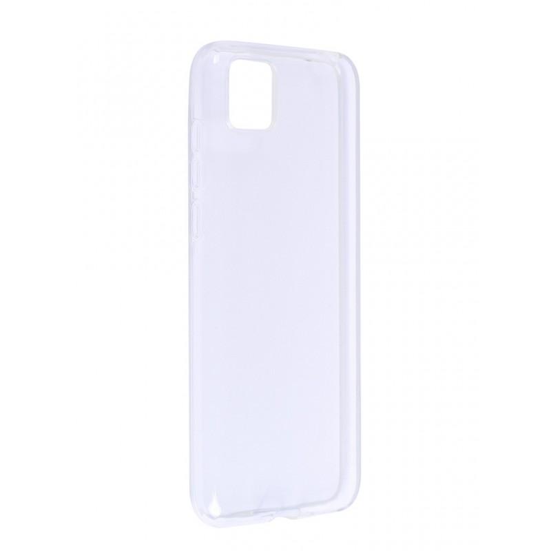 Чехол iBox для Huawei Y5p Crystal Silicone Transparent УТ000021029