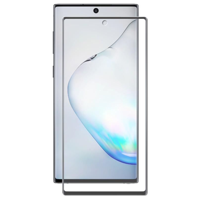 Защитный экран Red Line для Samsung Galaxy S10 Lite Full Screen Tempered Glass Full Glue Black УТ000019432