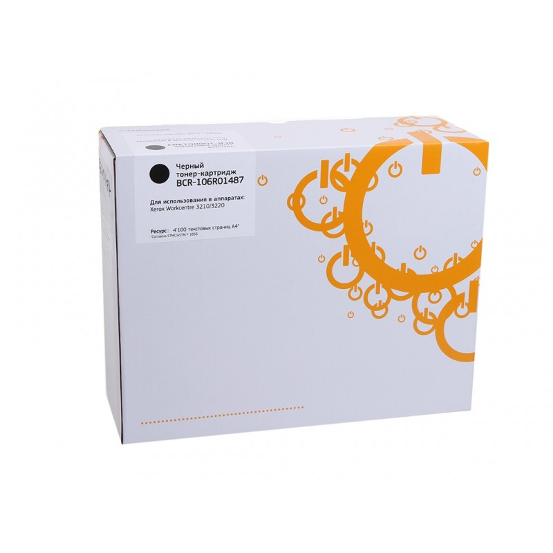 Картридж Bion 106R01487 для Xerox Workcentre 3210/3220 Black