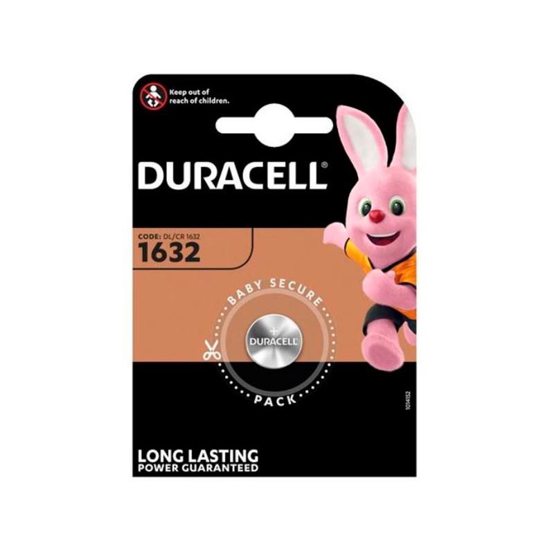 Батарейка CR1632 - Duracell DR CR1632/1BL