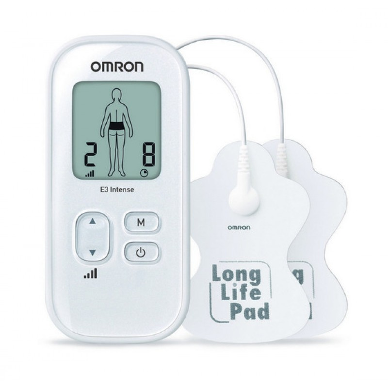 Миостимулятор Omron E3 Intense HV-F021-EW White
