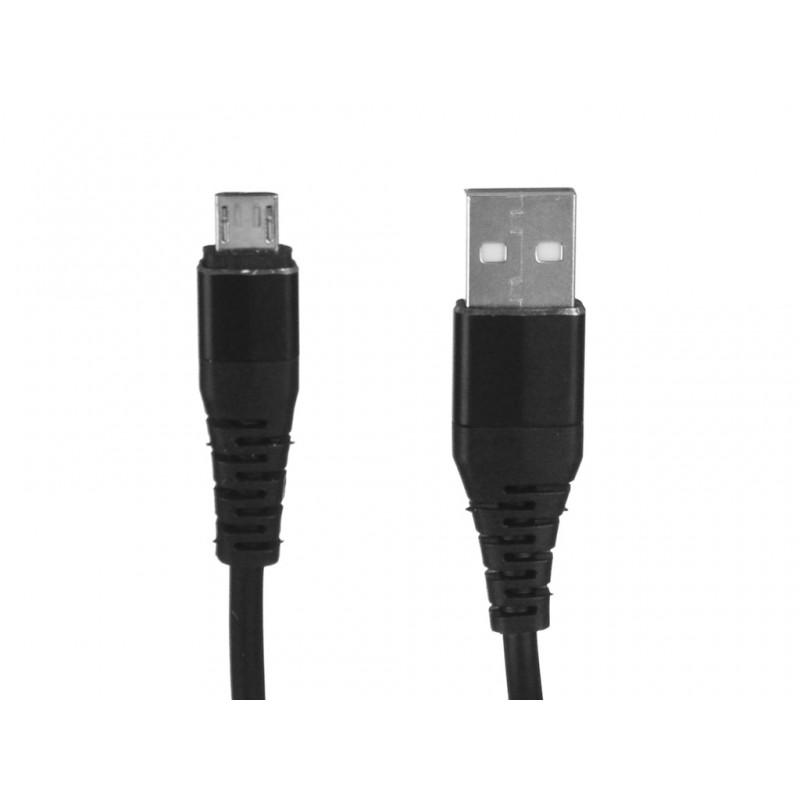 Аксессуар WIIIX USB - microUSB Black CB-419-MU(1.0)-B