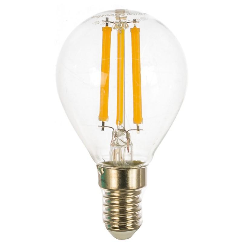Лампочка Camelion E14 12W 220V 3000K 1105Lm LED12-G45-FL/830/E14 13712
