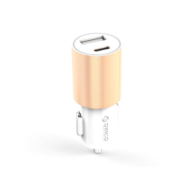 Зарядное устройство Orico UCF-2U-GD Gold